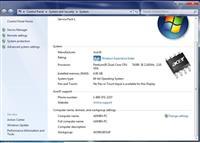 Laptop Acer 5732Z