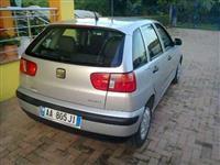Seat ibiza benzin