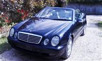 Mercedes benz CLK 200 kompresor