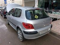 Peugeot 307 Me letra deri 2018