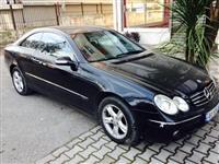 Mercedes CLK240 Avangard -04