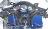 Honda - Silver Wing 600