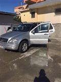 Mercedes benz ML 400 cdi full