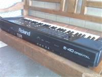 Roland e-40 oriental
