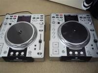 Paisje dj - cd player denon 3500+mixer Allen heath