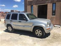 Jeep Cherokee 2.8 CRD Limited Edition
