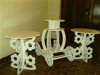 Tavolina dekorative