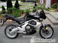 Kavasaki versus 650cc -08