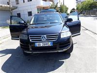 VW Touareg dizel