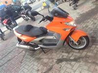 Kymco 500 cc ose nderrohet