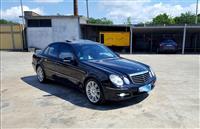 Mercedes-Benz W211 EVO