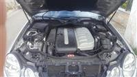 E-class Benz 320E Nafte