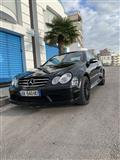 Mercedes benz clk look amg black series
