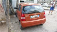 Kia Picanto benzin+gaz