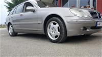 Mercedes c200 2003 okazion