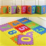 Tapeta me numbra dhe me figura per femijet tuaj