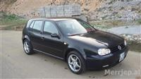 VW Golf IV 1.9 6 plus R 1 marsh 3 miljon.