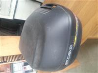 Valice e skafanda motocikleti