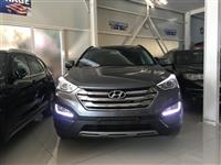 Hyundai Santa Fe diesel mundesi nderrimi 2014