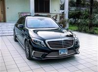 S550 4matic look 65 amg
