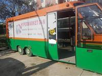 Shitet autobus per nxenes shkolle Volkswagen