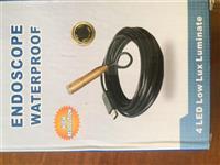 Endoskope (kamera me kabull)