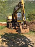 Eskavator CAT M318