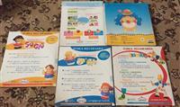 Libra per femije anglisht, italisht, spanjisht