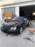 Shitet Mercedes CL 500