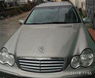 Mercedes C200 dizel