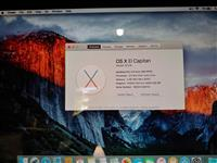 MacBook Pro CORE2DUO 2.4  4GB    SSD 128
