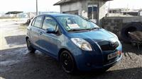 Toyota Yaris 2007 1.4 Nafte Automat (Tip-Tronic)