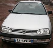 Okazion VW Golf 3 GTI benzine -96