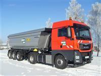 Shiten 3 Kamion nga Gjermania
