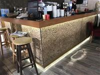 Shiten materale per bar caffe