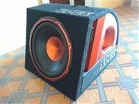 Subwofer 900 w i amplifikuar