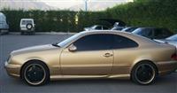 SHITET CLK 430 V8 ///AMG LOOK 55 ///AMG BENZIN+GAZ