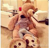 ARUSH- Giant Teddy bear :)
