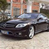 MERCEDES BENZ CL500 AMG LOOK