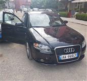 Audi A4 Sline 2.0 turbo