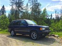 Range Rover 1996-2001