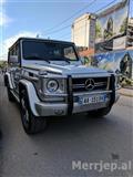 G-CLASS W463 400 CDI V8 AMG