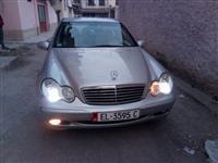 Mercedes Benz 1.8 Benzine+Gaz