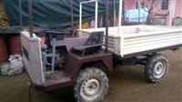 Motor karre 4x4 naftet 1 pistonsh