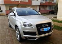 Audi Q7 S-line  3.0 TDI Quattro FULL Opsione