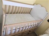 Krevat per femije te porsalindur