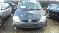 RENAULT SCENIC 1.9 NAFTE 2002 MANUAL, ME DOGANE,