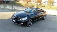 Mercedes e coupe 250 cdi