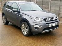 Shitet Land Rover Discovery Sport Luxury 2015