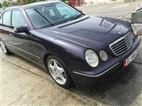 Mercedes E270 CDI AVANTGARDE -01
